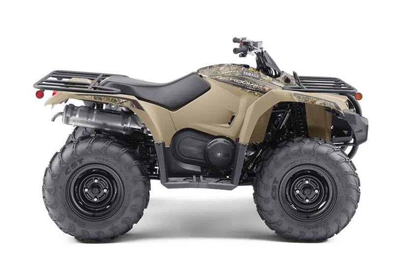 2019 Yamaha Kodiak 450 in Santa Clara, California - Photo 1