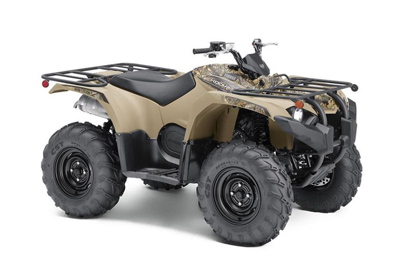 2019 Yamaha Kodiak 450 in Shawnee, Oklahoma