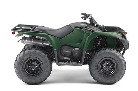 2019 Yamaha Kodiak 450 in Francis Creek, Wisconsin