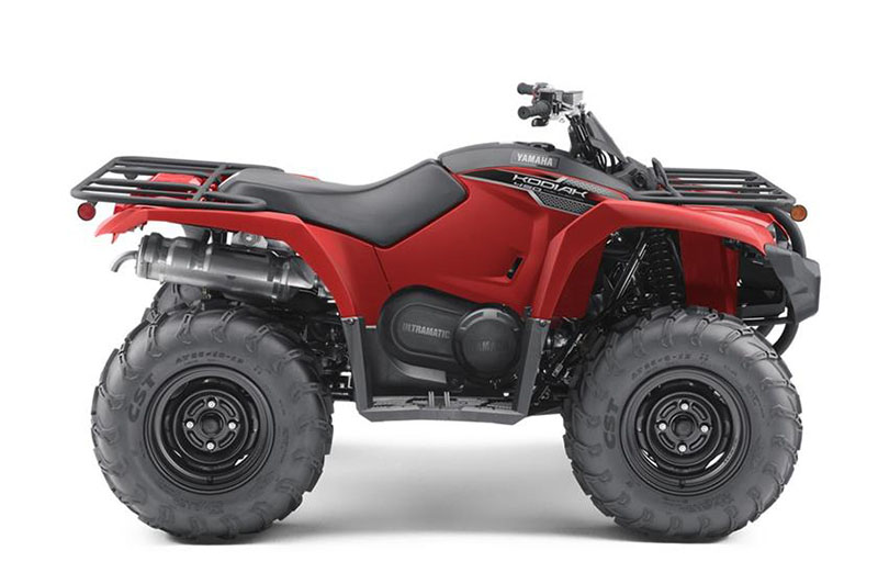2019 Yamaha Kodiak 450 in Johnson Creek, Wisconsin