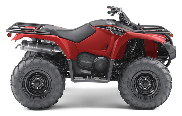 2019 Yamaha Kodiak 450 in Eureka, California - Photo 1