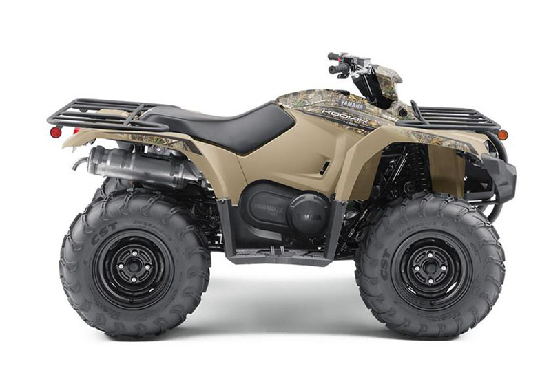 2019 Yamaha Kodiak 450 EPS in Modesto, California - Photo 1