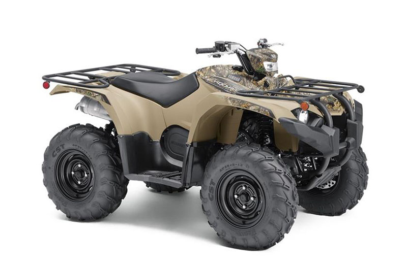2019 Yamaha Kodiak 450 EPS in Francis Creek, Wisconsin