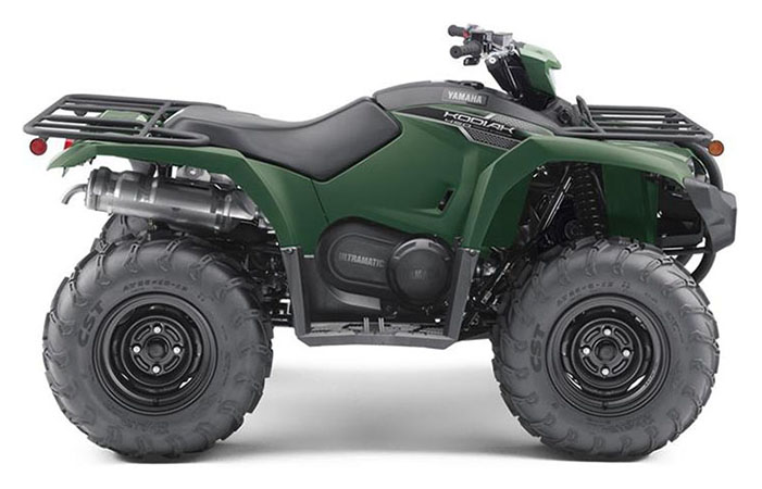2019 Yamaha Kodiak 450 EPS in Janesville, Wisconsin - Photo 1