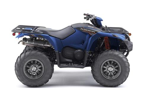 2019 Yamaha Kodiak 450 EPS SE in Baldwin, Michigan