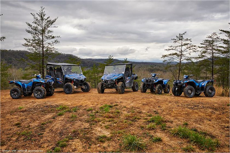 2019 Yamaha Kodiak 450 EPS SE in Danbury, Connecticut - Photo 3