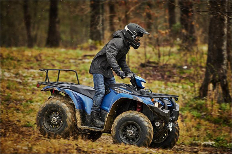 2019 Yamaha Kodiak 450 EPS SE in Simi Valley, California - Photo 4