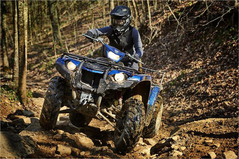 2019 Yamaha Kodiak 450 EPS SE in Hicksville, New York