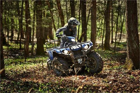 2019 Yamaha Kodiak 450 EPS SE in Santa Clara, California