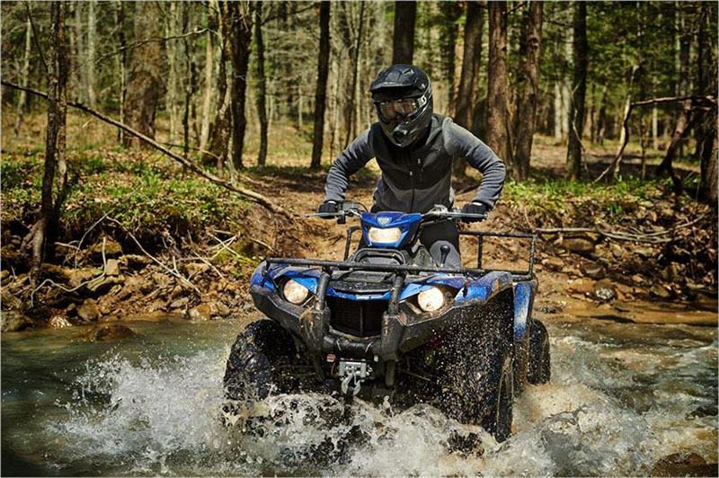2019 Yamaha Kodiak 450 EPS SE in Dimondale, Michigan