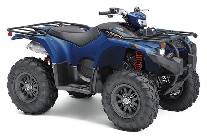 2019 Yamaha Kodiak 450 EPS SE in Simi Valley, California - Photo 2