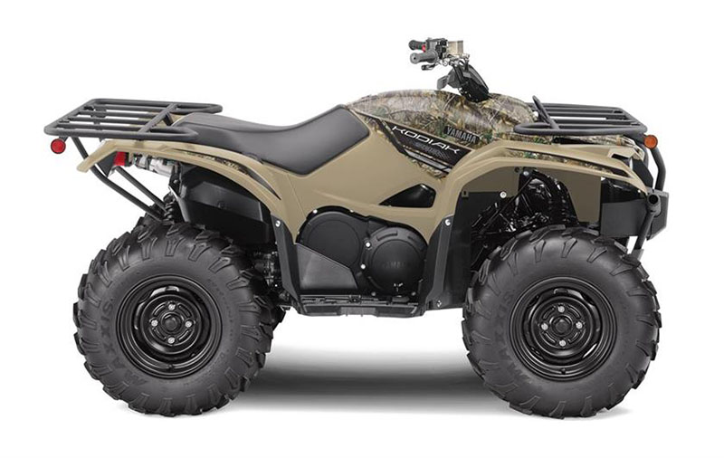 2019 Yamaha Kodiak 700 in Logan, Utah - Photo 1