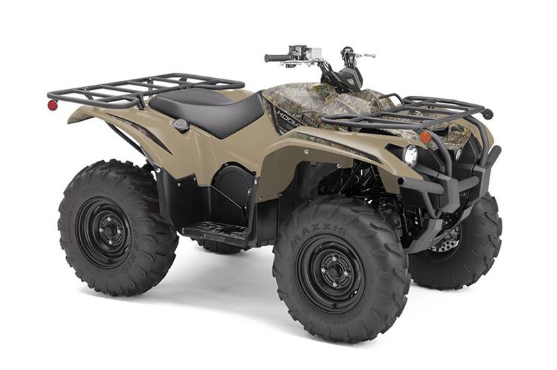 2019 Yamaha Kodiak 700 in Stillwater, Oklahoma