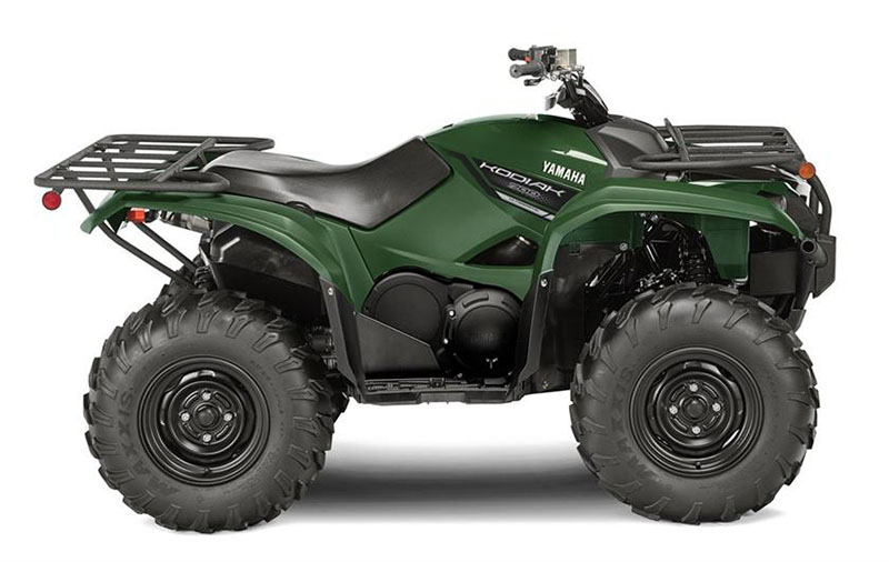 2019 Yamaha Kodiak 700 in Asheville, North Carolina