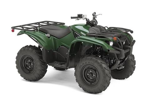 2019 Yamaha Kodiak 700 in Janesville, Wisconsin