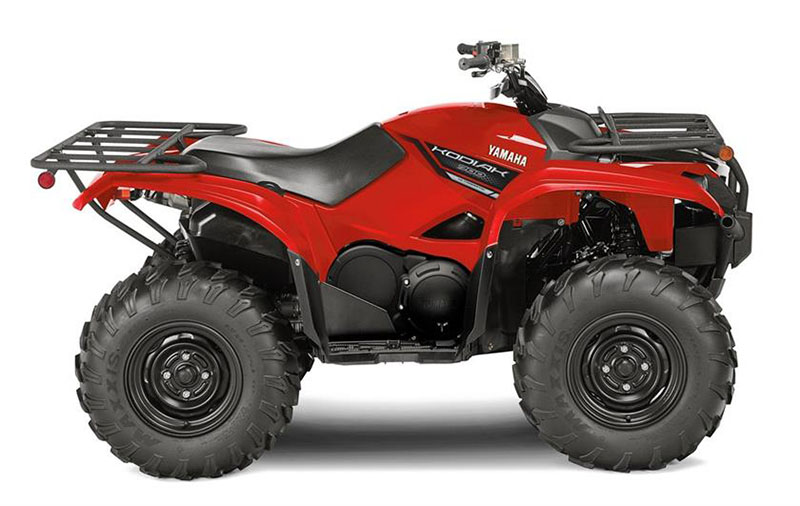 2019 Yamaha Kodiak 700 in Santa Maria, California
