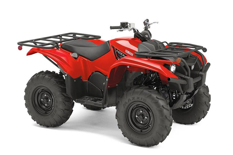 2019 Yamaha Kodiak 700 in Fairfield, Illinois