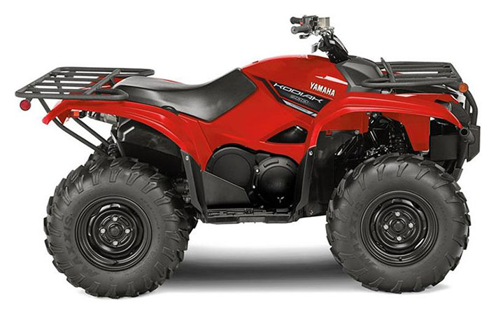 2019 Yamaha Kodiak 700 in Johnson City, Tennessee - Photo 1