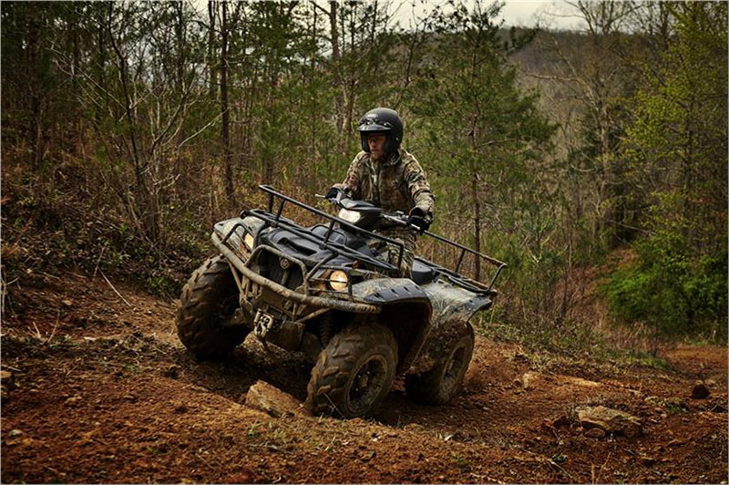 2019 Yamaha Kodiak 700 EPS in Virginia Beach, Virginia - Photo 6