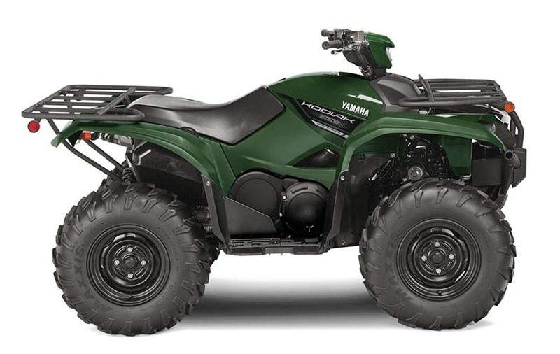 2019 Yamaha Kodiak 700 EPS in Stillwater, Oklahoma - Photo 1