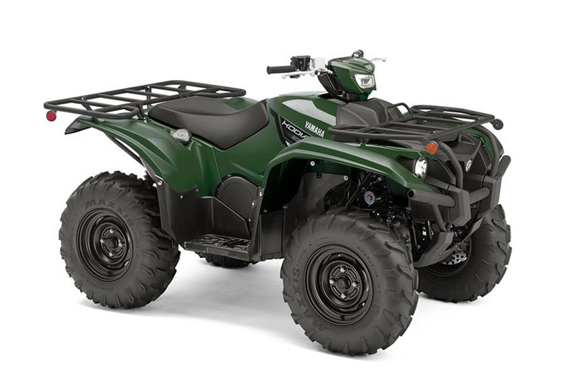 2019 Yamaha Kodiak 700 EPS in Hazlehurst, Georgia - Photo 2
