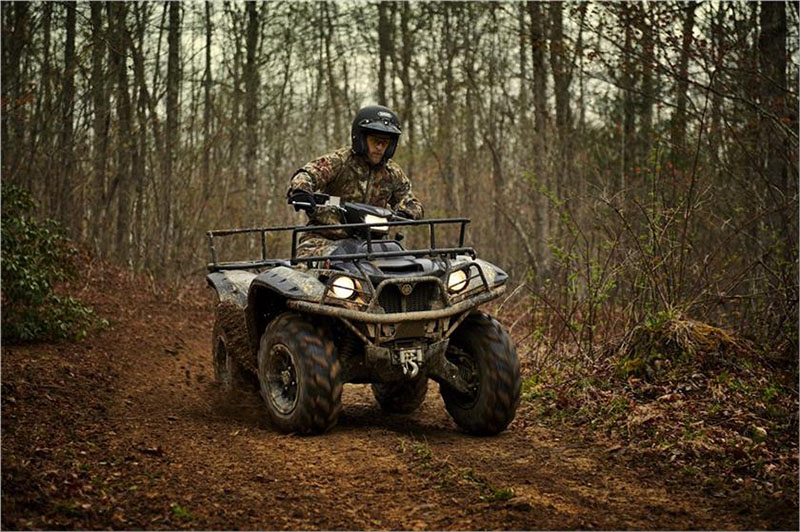 2019 Yamaha Kodiak 700 EPS in Norfolk, Virginia - Photo 5