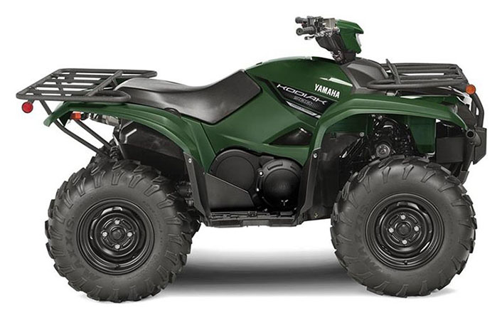 2019 Yamaha Kodiak 700 EPS in Tulsa, Oklahoma - Photo 1