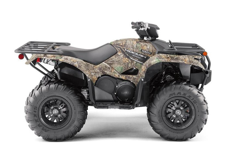 2019 Yamaha Kodiak 700 EPS in San Jose, California