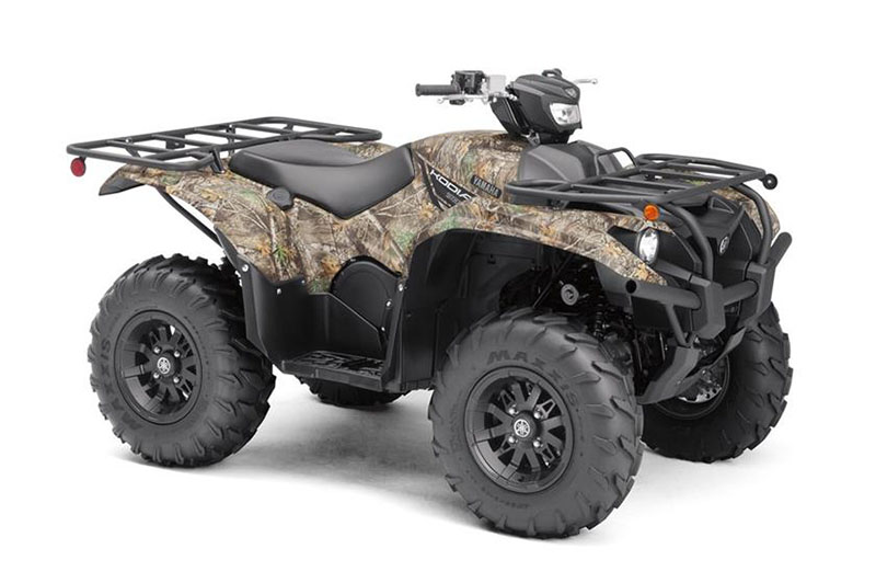 2019 Yamaha Kodiak 700 EPS in Asheville, North Carolina
