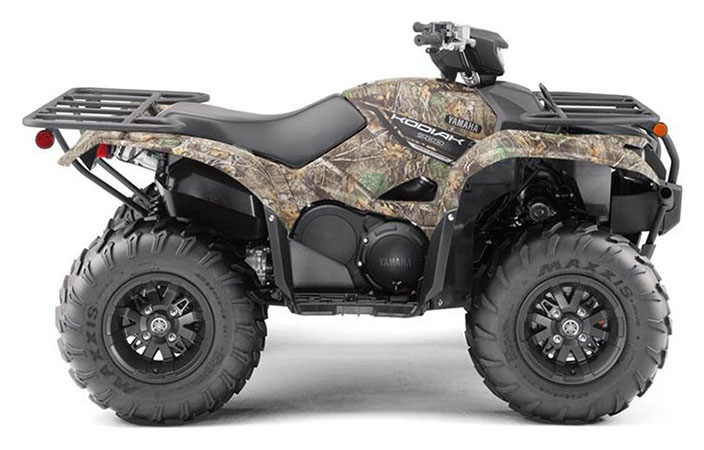 2019 Yamaha Kodiak 700 EPS in Sacramento, California - Photo 3