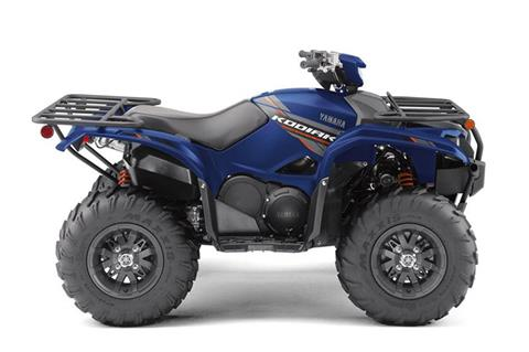 2019 Yamaha Kodiak 700 EPS SE in Sacramento, California