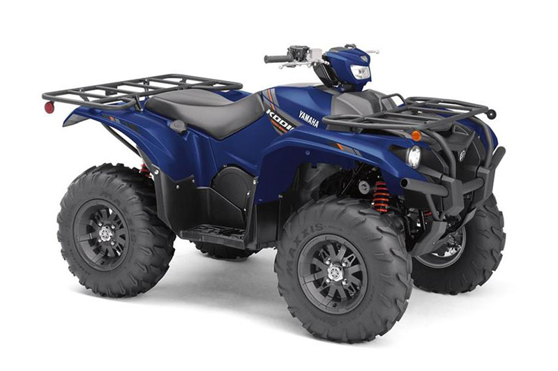 2019 Yamaha Kodiak 700 EPS SE in Victorville, California