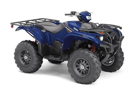 2019 Yamaha Kodiak 700 EPS SE in Brilliant, Ohio