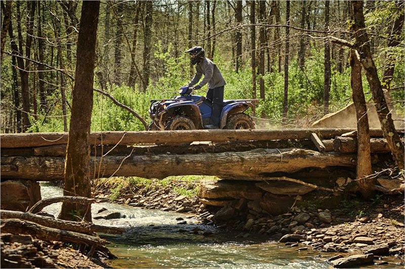 2019 Yamaha Kodiak 700 EPS SE in Waynesburg, Pennsylvania