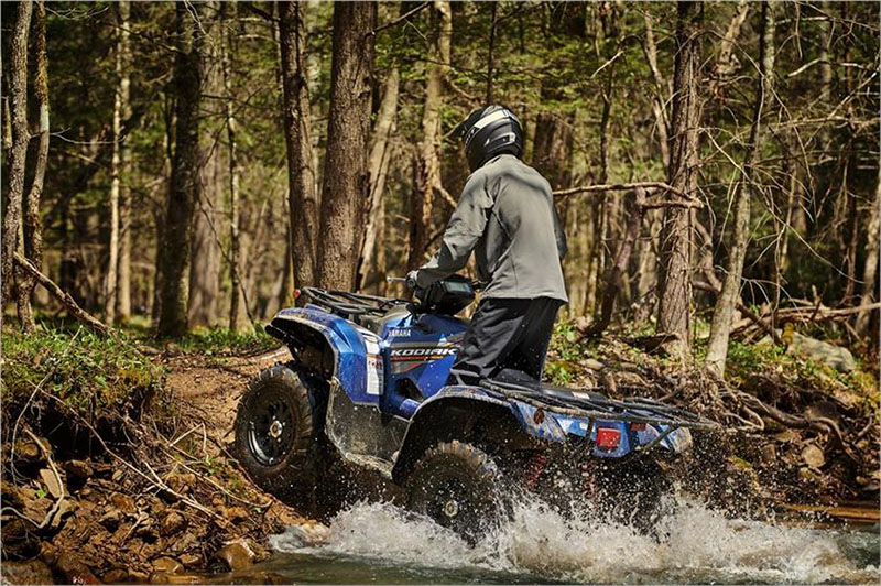 2019 Yamaha Kodiak 700 EPS SE in Escanaba, Michigan - Photo 7