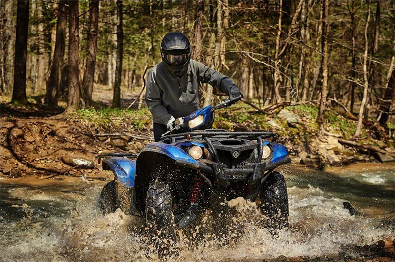 2019 Yamaha Kodiak 700 EPS SE in Hicksville, New York - Photo 9