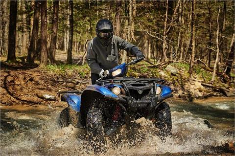 2019 Yamaha Kodiak 700 EPS SE in Northampton, Massachusetts