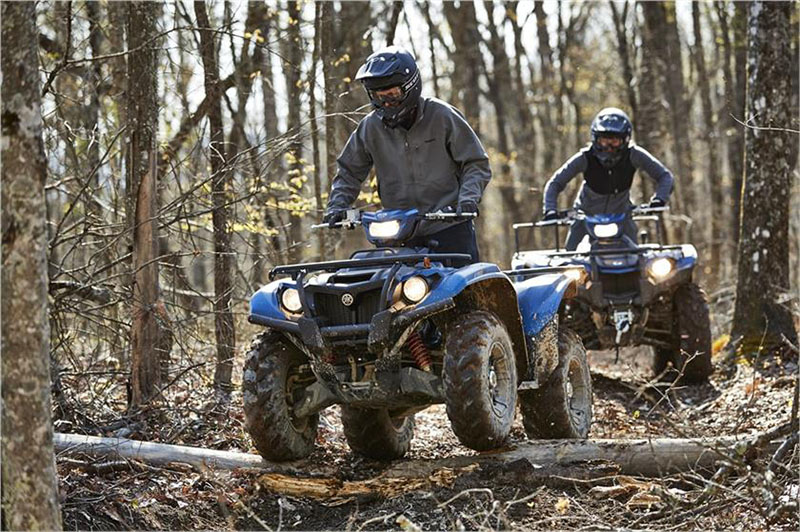 2019 Yamaha Kodiak 700 EPS SE in Zephyrhills, Florida - Photo 10