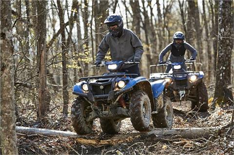 2019 Yamaha Kodiak 700 EPS SE in Johnson Creek, Wisconsin - Photo 10