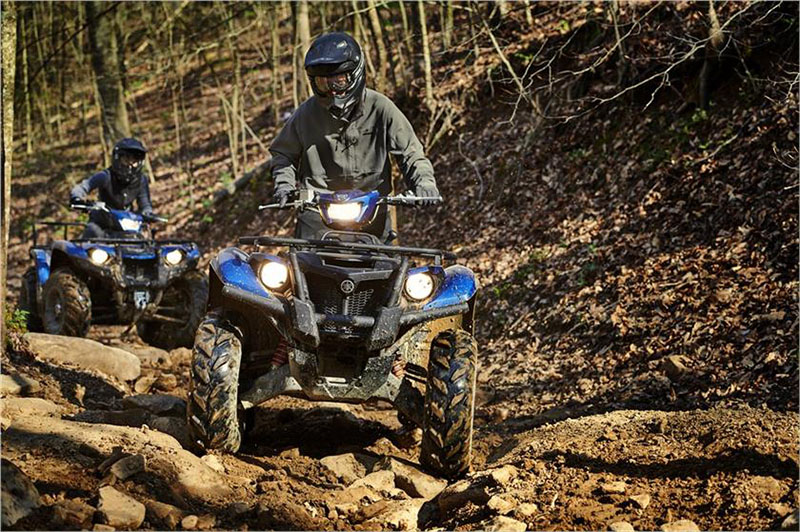 2019 Yamaha Kodiak 700 EPS SE in Dayton, Ohio - Photo 11