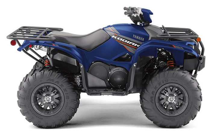 2019 Yamaha Kodiak 700 EPS SE in Herrin, Illinois - Photo 1