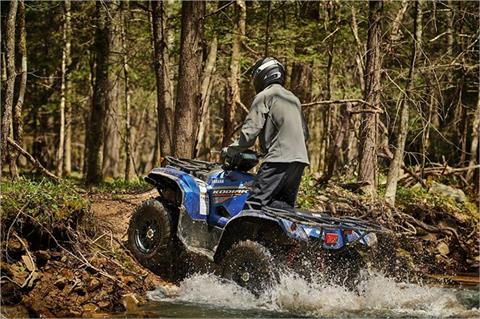 2019 Yamaha Kodiak 700 EPS SE in Danbury, Connecticut
