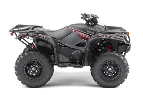 2019 Yamaha Kodiak 700 EPS SE in Saint Johnsbury, Vermont