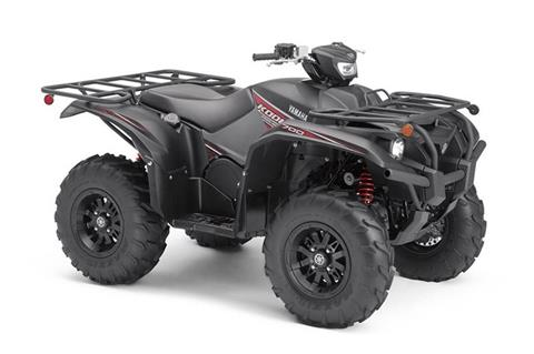 2019 Yamaha Kodiak 700 EPS SE in Fairview, Utah