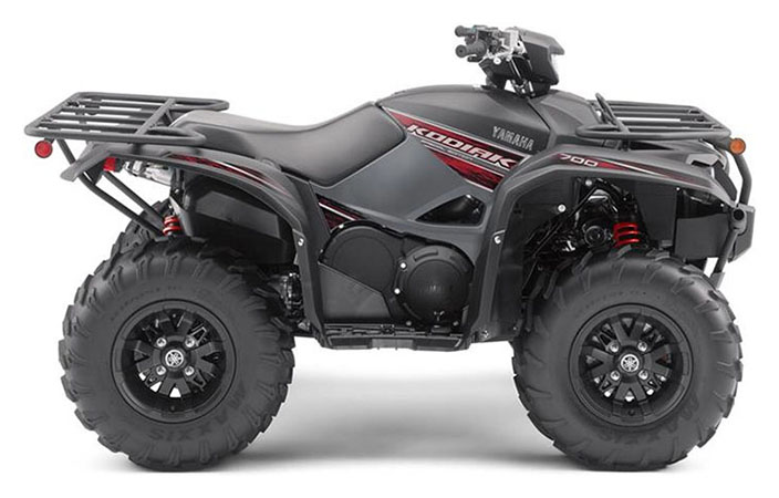 2019 Yamaha Kodiak 700 EPS SE in Modesto, California - Photo 1