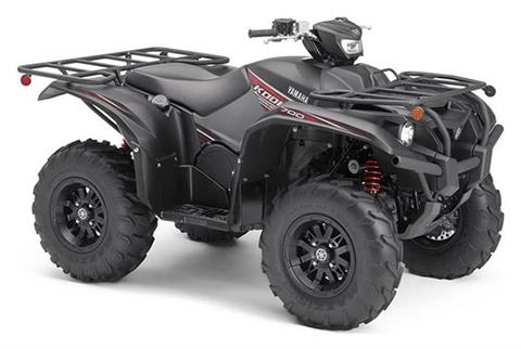 2019 Yamaha Kodiak 700 EPS SE in Appleton, Wisconsin - Photo 2