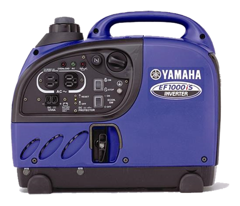 Yamaha EF1000iS Generator in Greenville, North Carolina