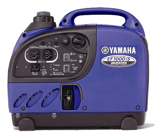 2019 Yamaha EF1000iS Generator in Greenland, Michigan