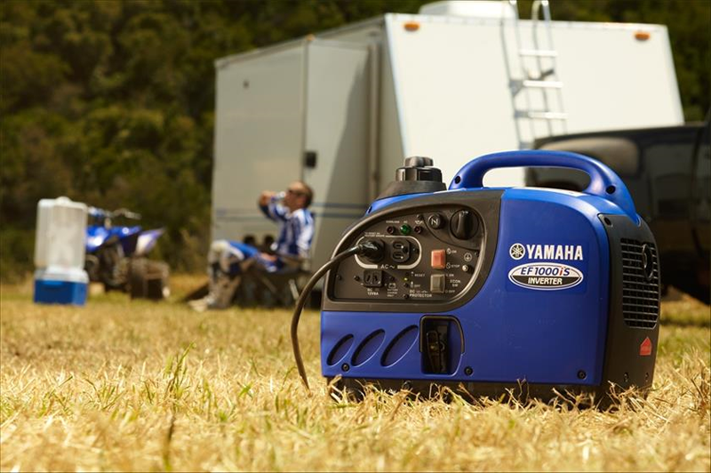 2019 Yamaha EF1000iS Generator in Galeton, Pennsylvania