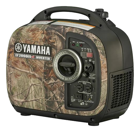 2019 Yamaha EF2000iSHv2 Generator in Warren, Arkansas - Photo 2